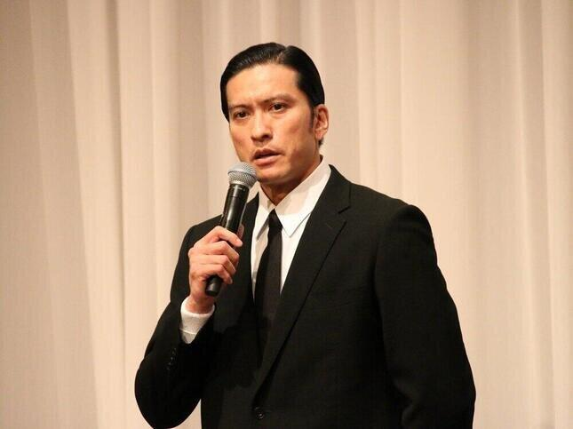 長瀬智也さん(2018年撮影)