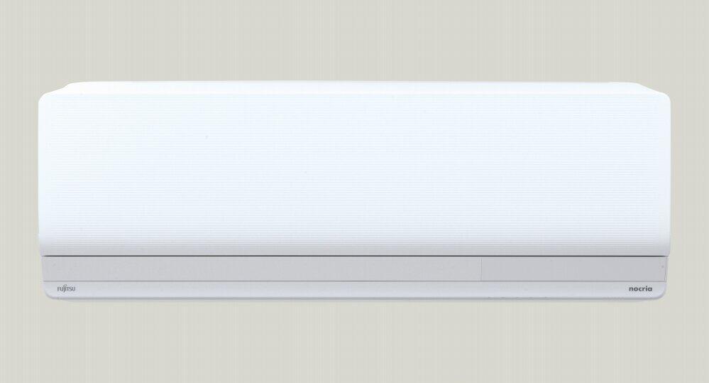 富士通ゼネラルから「nocria Zシリーズ」 「ダブルAI」制御で快適なエアコン
