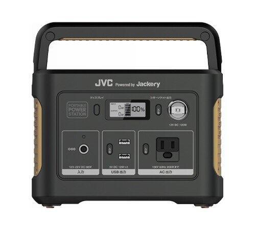 大容量&コンパクトサイズを実現 JVCケンウッドからポータブル電源
