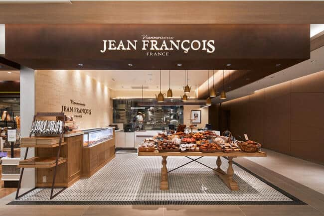 「TABETE」が、ベーカリー「JEAN FRANCOIS」全店舗に導入