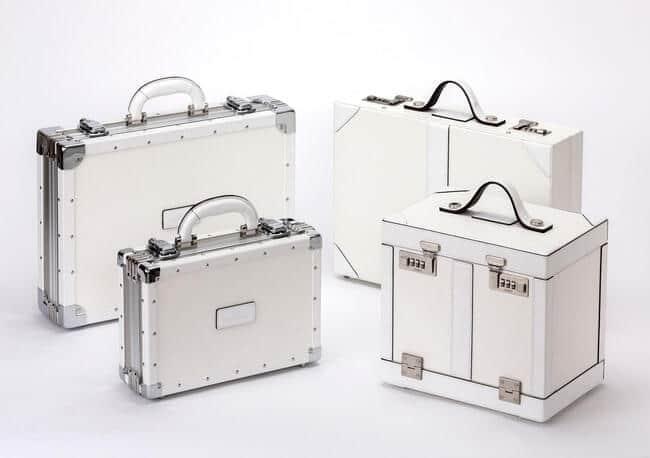 新作4種「TRUNK STANDARD」 「VANITY CASE」「DURALUMIN CASE STANDARD」 「DURALUMIN CASE MINI」