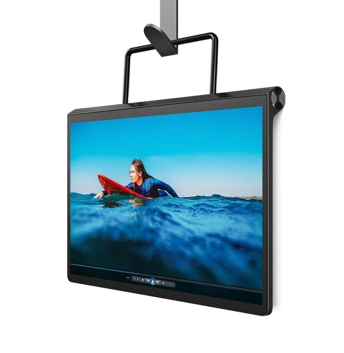 レノボのAndroidタブレット「Yoga Tab」 13型&11型の2モデル