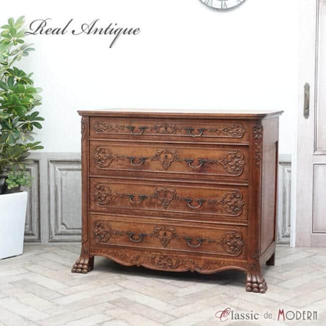 フランスアンティーク家具 チェスト