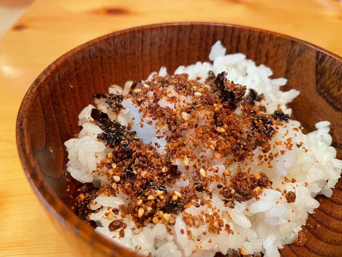 食物繊維や良質な脂質が豊富で、強い抗酸化作用をもつ米ぬかを利用