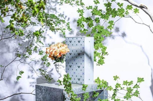 価格は700円~3000円で、金額に応じて花の量や種類、植林の頻度が異なる