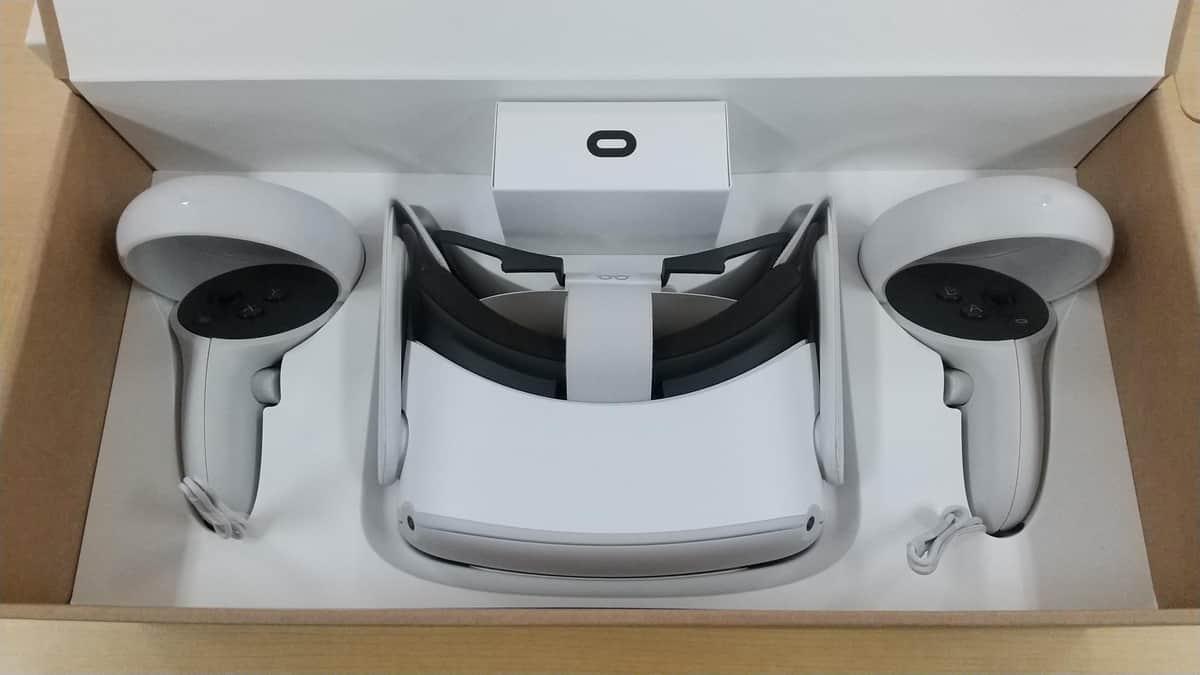 Oculus Quest2の中身