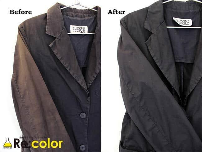 カットソーなどの綿のニット素材が、「もちすべ加工」の効果をより感じられる