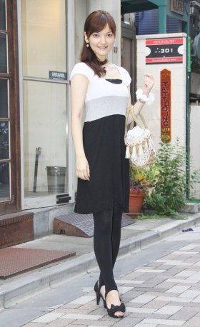 東京ファッション通信96 ~「バイオレットハンガー」のかごバッグ、お気に入りです