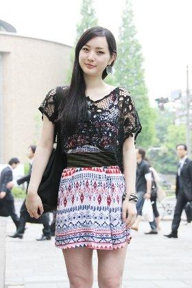 東京ファッション通信146~ロックダンス、楽しいよ!