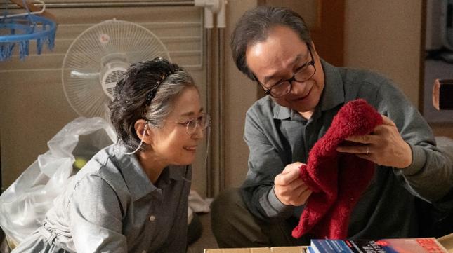 「70才、初めて産みますセブンティウイザン」(NHKの番組ホームページより)