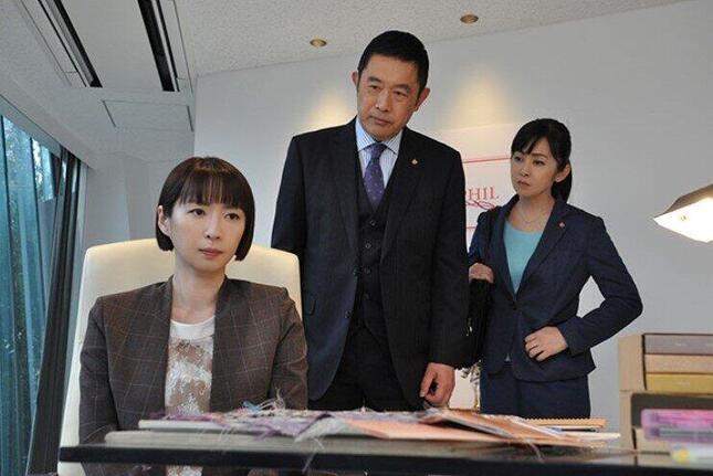 「警視庁・捜査一課長2020」(テレビ朝日の番組ホームページより)