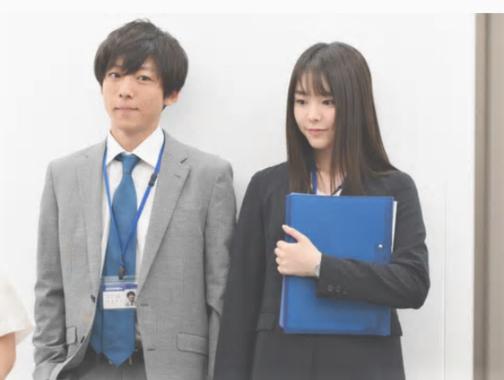 唐田えりかと高橋一生(TBS「凪のお暇」より)