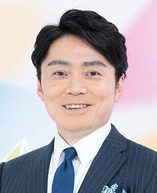 高瀬耕造アナ(NHKの「おはよう日本」番組ホームページより)
