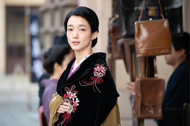 希穂子を演じた入山法子(NHK「エール」番組ホームページより)