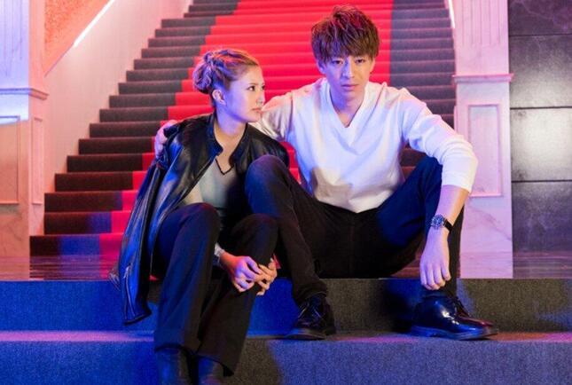 アユとマサ(テレビ朝日「M 愛すべき人がいて」の番組ホームページより)