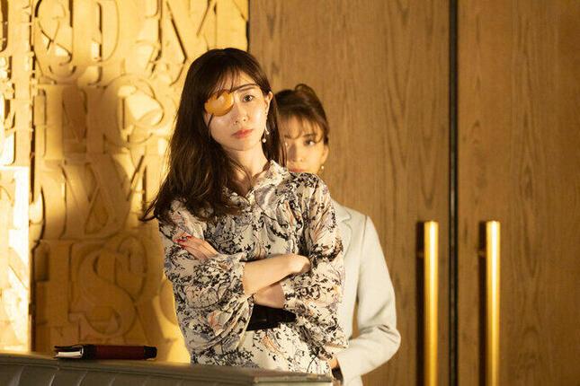 田中みな実の狂気の演技(テレビ朝日「M 愛すべき人がいて」の番組ホームページより