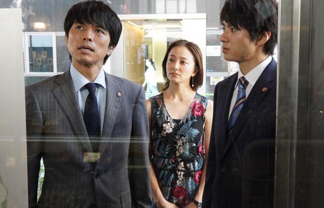 特捜9 season3・最終話(テレビ朝日の番組ホームページより)