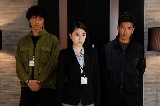 BG~身辺警護人(テレビ朝日番組ホームページより)