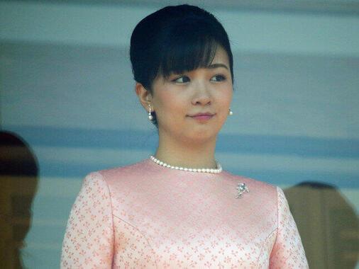 秋篠宮佳子さま(2019年1月撮影)
