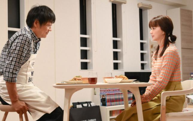 ナギサさんを正式の家政夫に(TBSの番組ホームページより)