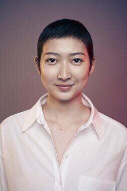 2020年5月、自身のブログで短髪姿を公開した池江璃花子さん