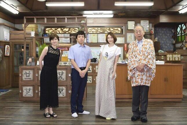 米倉涼子の出演が決まった「ドクターY」(テレ朝POSTより)