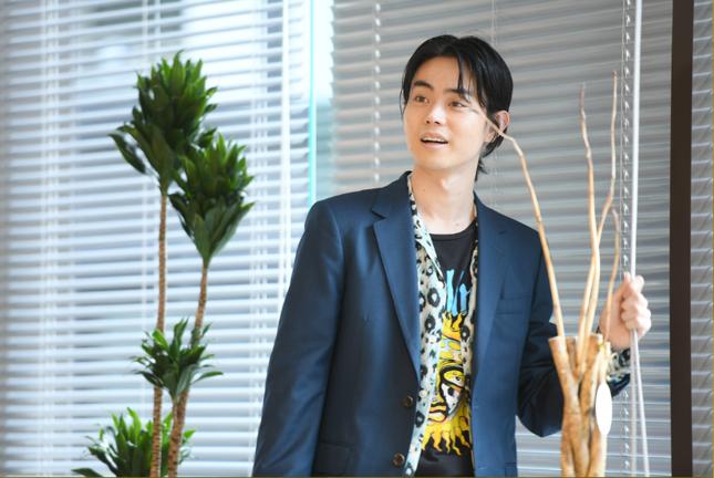笑ってクズを見捨てる菅田将暉がヤバすぎ(TBSの番組ホームページより)