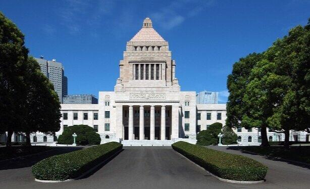 国会議事堂(写真はイメージ)