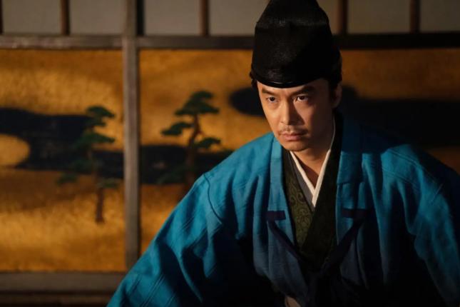 「麒麟がくる」第22回のワンシーン (C)NHK