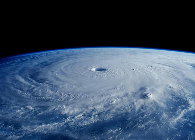 現実味が帯びる「スーパー台風」の発生(写真はイメージ)