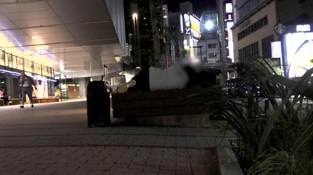 そしてホームレスに…(写真はイメージ。NHKの番組ホームページより)