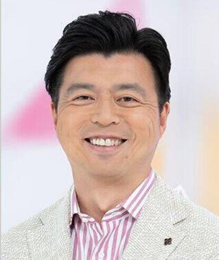 豊原謙二郎アナ(NHK「おはよう日本」公式サイトより)
