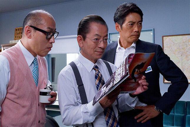 相棒season19/第1話「プレゼンス」(テレビ朝日の番組ホームページより)