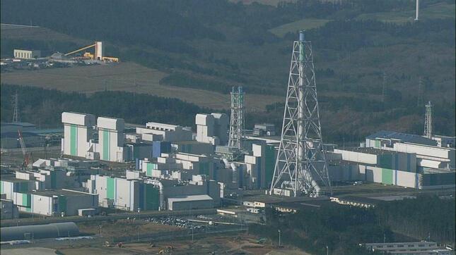 青森県六ケ所村で再処理工場(『NHKクローズアップ現代+』公式サイトより)