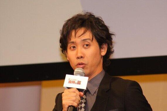 大泉洋(2009年撮影)