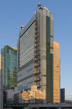 現在の日本テレビタワー