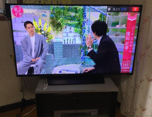NHKを見ている人ばかりとは限らない