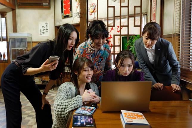 テレビ朝日「七人の秘書」番組公式サイトより