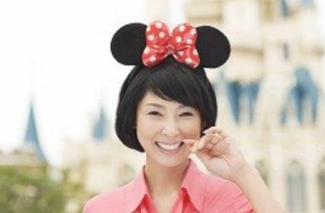 黒木瞳さん(2010年、(C)Disney )
