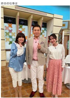 渡辺徹さんのブログ(Ameba)より。