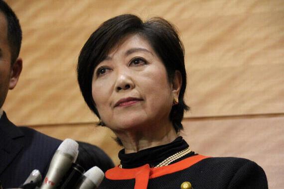 小池都知事も緊急事態宣言を出すよう政府に要請した。