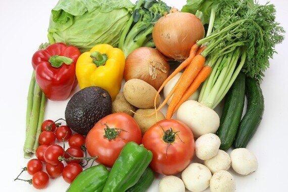 野菜の味と見た目の関係は…