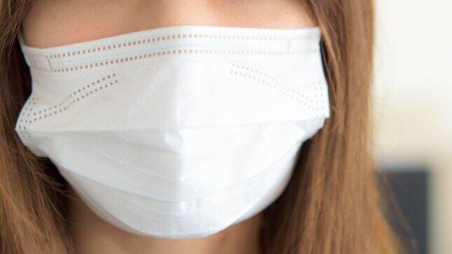 「マスクの着用は大事です」との指摘が。