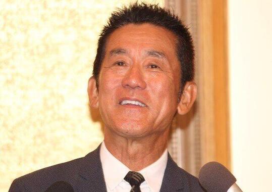 三遊亭円楽さん(編集部撮影、2016年)が「一日司会」を務めた。