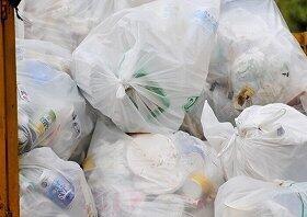 ゴミの処理が課題に