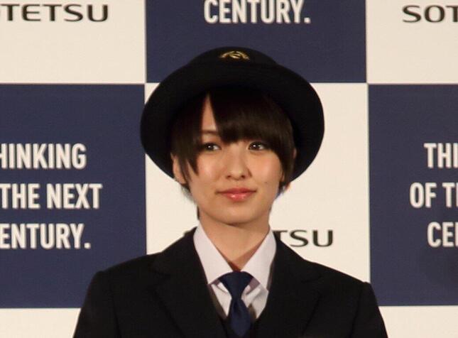 南明奈さん(2016年、編集部撮影)