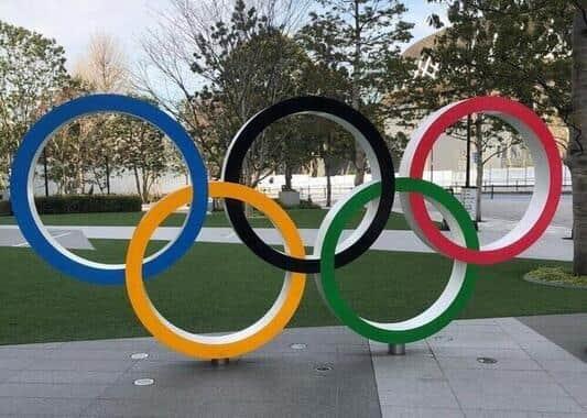 東京五輪の選手団の入国が始まっている。