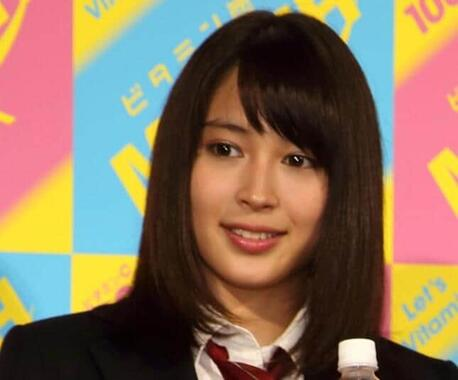 広瀬アリスさん