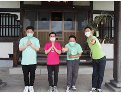 日本テレビの「東野・岡村の旅猿19 プライベートでごめんなさい…」番組サイトより