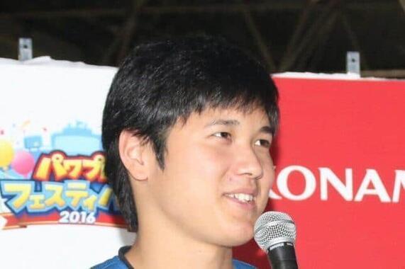 大谷翔平選手が勝利投手に